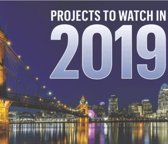 January 7, 2019 - 2019 Projects to Watch