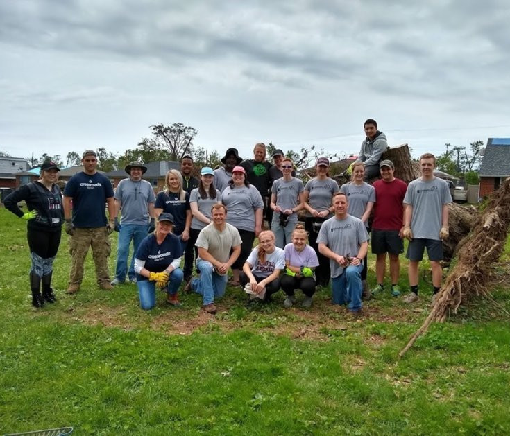 June 25, 2019 - Dayton Tornado Clean-Up