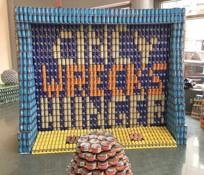 April 19, 2018 - Cincinnati Canstruction