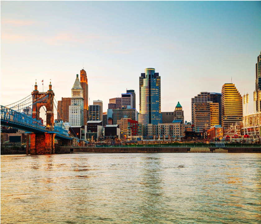 April 6, 2018 - Lonely Planet Cincinnati Article