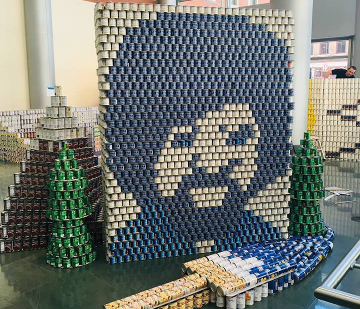 2019 Cincinnati Canstruction