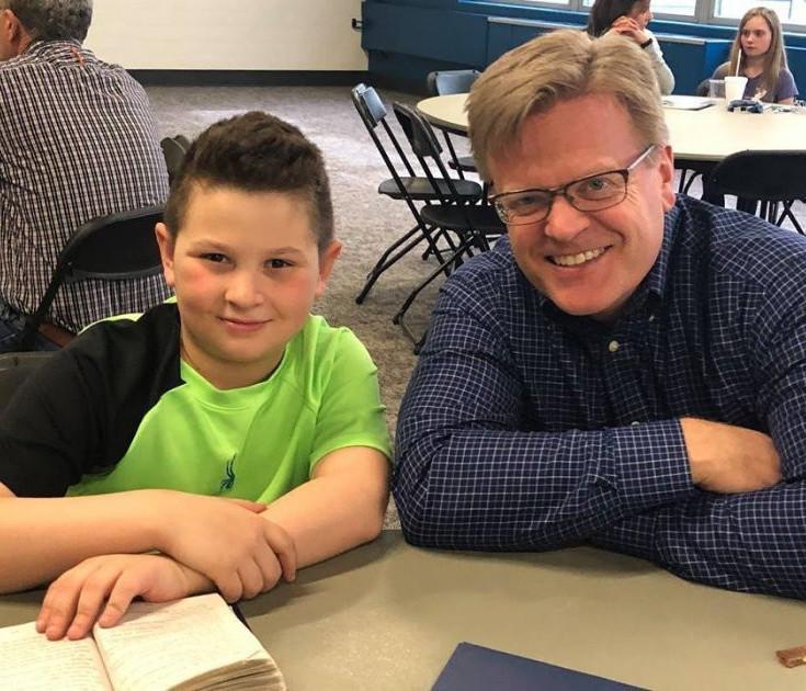 April 12, 2019 - Ben Richards - National Volunteer Month