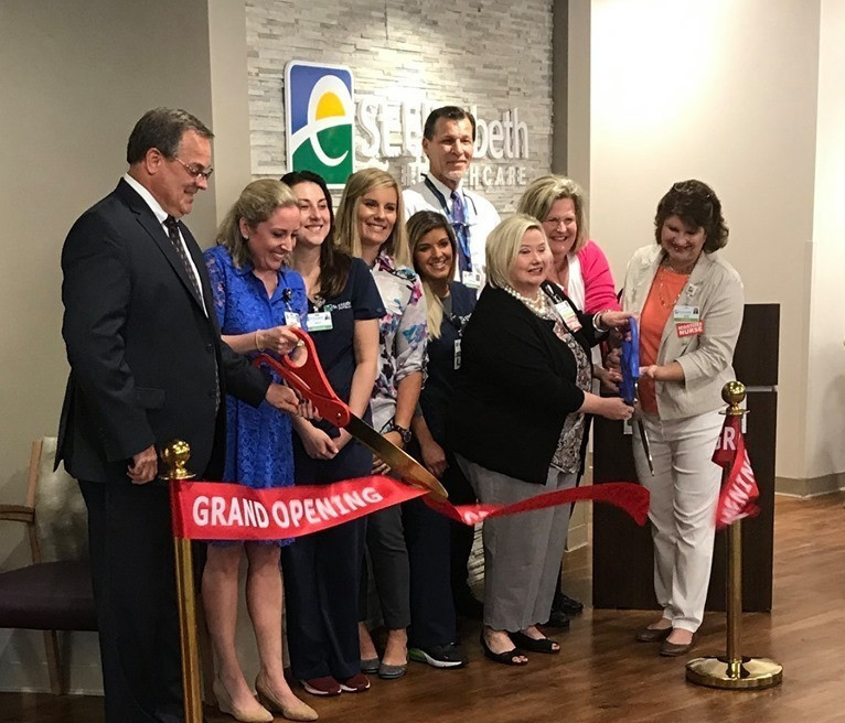 June 11, 2019 - St. Elizabeth Women's Center Ribbon Cutting
