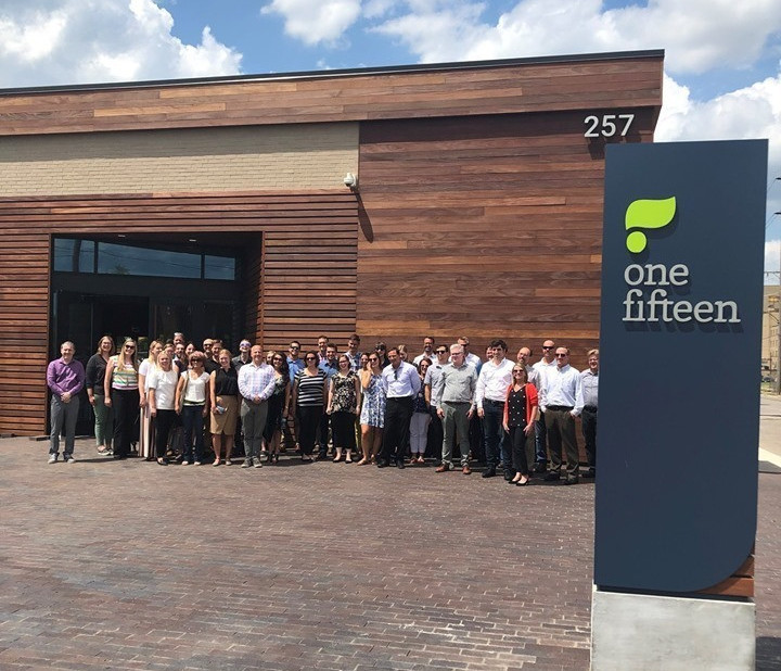 July 12, 2019 - OneFifteen Employee Tour