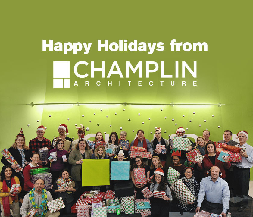 December 21, 2018 - Champlin Decks the Halls!