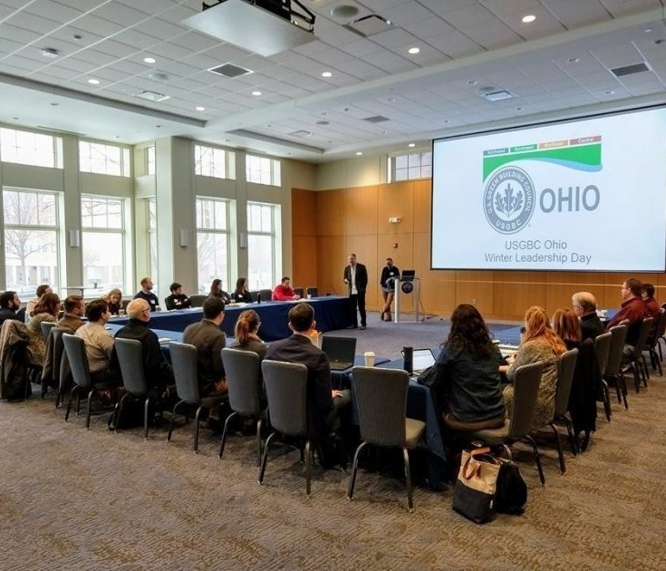 February 15, 2018 - USGBC Ohio Leadership Day