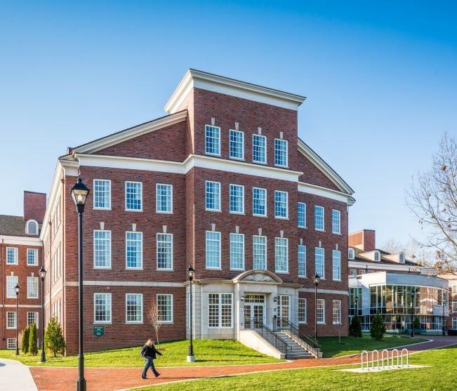 May 16, 2019 - #Tbt Ohio University McCracken Hall