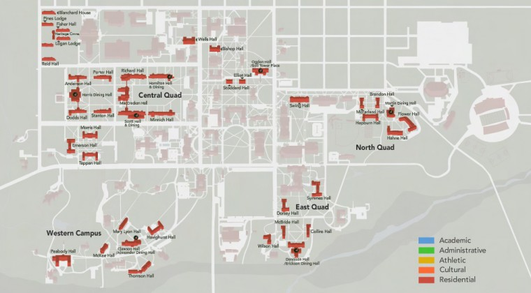 student housing & dining masterplan   case studies   champlin