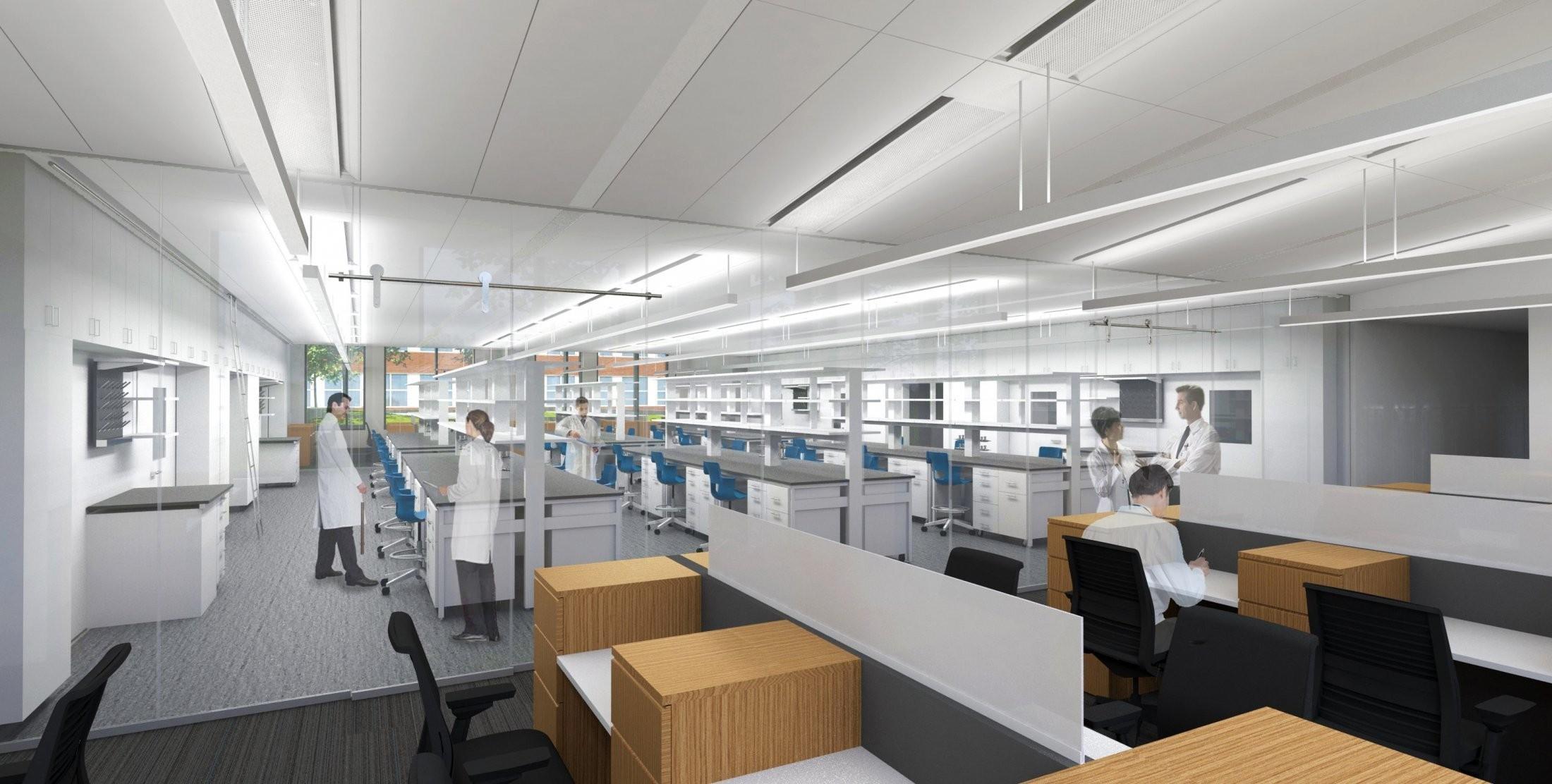 Research Building 2   Case Studies   Champlin
